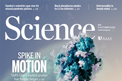 Science, Vol 370, Issue 6513. 09 October 2020